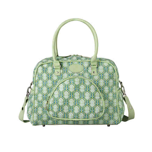 Baby Bag/Weekender von Room Seven Retro Grün