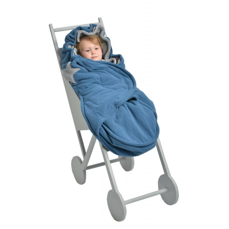 Lodger Babyprodukte BUNKER Fleece Stone
