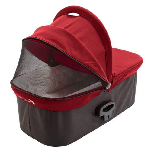 BABY JOGGER Liegewanne deLuxe Farbe rot