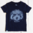 T-Shirt  PANDA blue von Lion of Leisure
