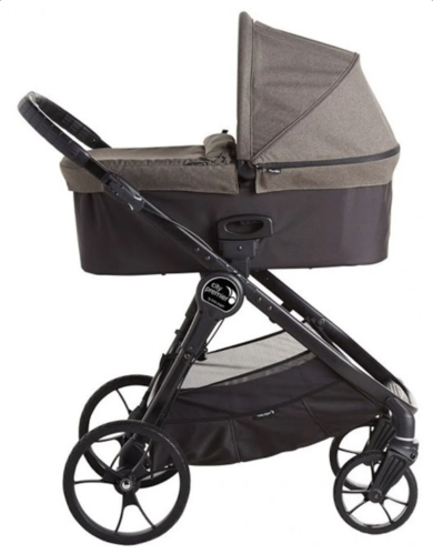 BABY JOGGER City Premier inkl.Liegewanne Fb.Taupe